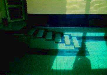 Keramický bazén z bazénového obkladu Rako Object Pool